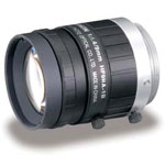"12.5mm fl, F1.4, c-mount, 2/3"" Fujinon Machine Vision Lens"